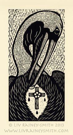 Pelican by Liv Rainey Smith