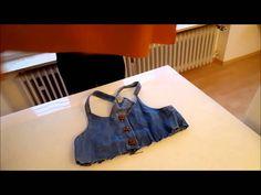 tutorial DIY fringes top