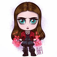 Age of Ultron: The Scarlet Witch!! Lord Mesa