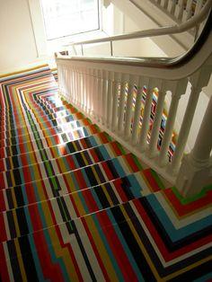 Nuestras escaleras