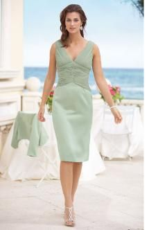 Mother of the Bride Dress - Ocean