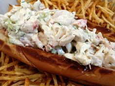 CAs Food & Drink | 21 Fancy Lobster Rolls to Try in Los Angeles, 2017 Edition - The only question is, butter or mayo? Pictured: Joan's on Third, Santa Monica