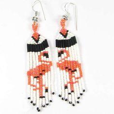 Flamingos Earrings