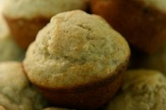 Healthy Banana Oat n' Honey Muffins.  No sugar, no flour!  Deeelicious!  My kids absolutely loved them and I felt good about serving them! 150 calories per muffin.