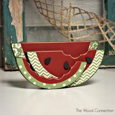 The Wood Connection - Stacking Watermelon, $5.95 (http://thewoodconnection.com/stacking-watermelon/)