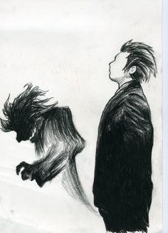 dr. jekyll and mr. hyde by baconstrip.deviantart.com on @DeviantArt