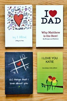 Tell dad why he is awesome. Author your own book at LoveBookOnline.com