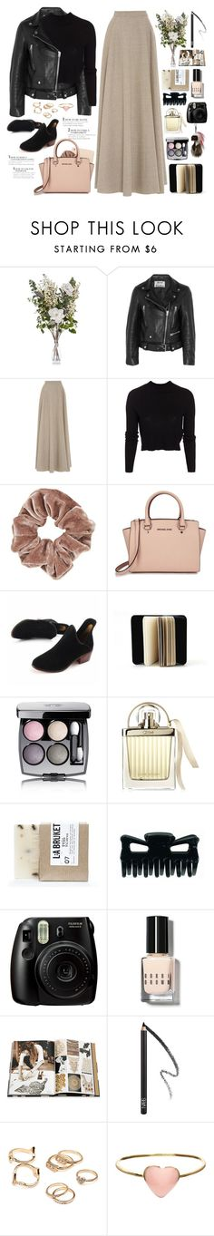 """""""2176. A person who feels appreciated will always do more than what is expected."""" by chocolatepumma ❤ liked on Polyvore featuring Linea, Acne Studios, Rosie Assoulin, ONLY, Topshop, Michael Kors, Chanel, Chloé, L:A Bruket and Fendi"""