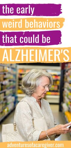 Signs Of Dementia, Alzheimer's And Dementia, Signs Of Alzheimer's, Lady Games, Caregiver Quotes, Understanding Dementia, Alzheimers Activities, Alzheimers Awareness, Aging Parents