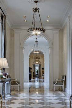 Crespi Hicks Estate Interior Dallas Texas  #architecture #interior #marino…