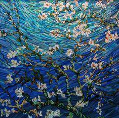 Живописная мозаика от Lee Kyu-Hak