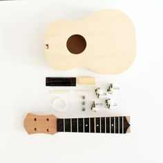 DIY Ukulele Kit $41