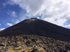 The near perfect volcanic cone of Mt Ngauruhoe brings many visitors to its summit. It is 2,287 m high and the last time it erupted was in 1975. Mt Ngauruhoe is also known as Mount Doom in the Lord of the Rings film.