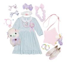 """Nile Perch"" by sweetpasteldream ❤ liked on Polyvore"