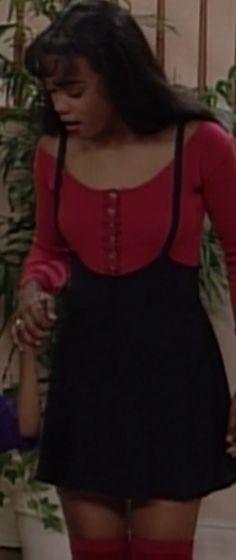 Subways 'n' Submarines - 90sfashiongal: Ashley Banks knows how to dress...