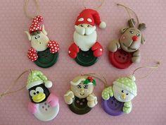 Botões natalinos | Flickr: Intercambio de fotos