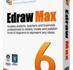 Edraw Max 6.8.0.2400 with Crack Full Version Free Download
