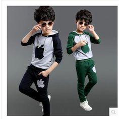 2017 Printemps Enfants Vêons Filles Vêon Ensemble À Kids Clothes Boys, Children Clothing, Clothing Sets, Girls Tracksuit, Sport Girl, Sport 2, Boys Dpz, Boy Models, Stylish Kids