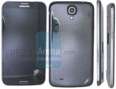 Image of Samsung Galaxy Mega 6.3 Duos leaks - AndroRat