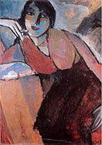 Eemu Myntti - Tupakoiva tyttö