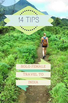 The necessary read before heading to India on your own.   Safety is important, but India isn't a scary place.
