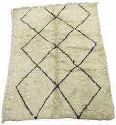 Kelim Marokkanische Berber Teppich Beni Ouarain 250 x 185 cm