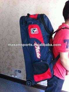 Wheeled Softball Bags Baseball Bag Equipment 5 6
