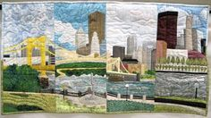 Three Rivers Quilters offer a slice of Pittsburgh - Pittsburgh Post-Gazette