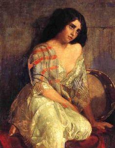Thomas Couture, artista francés (1815-1879)