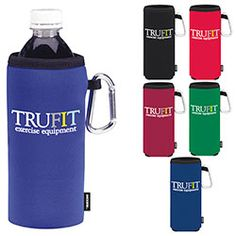 Norwood Promotional Products :: Product :: Collapsible KOOZIE® Bottle Kooler. $3.36, min 150.