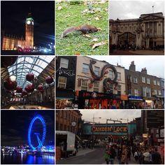 Sergio acaba de volver de #Londres y ha hecho un montón de fotos!