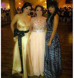 Girls just want to have fun in SinebySeila Designer Dresses! www.sinebyseila.com