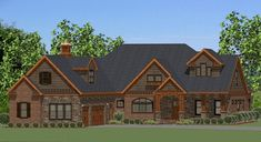 Take a look at this brand new lake #houseplan and let us know what you think? What changes would you make to the floor plan? Exterior? http://www.thehousedesigners.com/plan/lake-jeanette-5568/