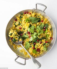 Mimi Spencer's 5:2 Fast Diet: Vegetables, etc