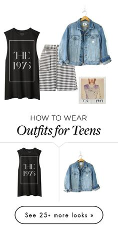 """""""T.S."""" by sarah-tav on Polyvore featuring Calvin Klein"""
