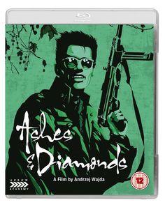 Ashes & Diamonds [Blu-ray]: Amazon.co.uk: Zbigniew Cybulski, Ewa Krzyzewska, Andrzej Wajda: DVD & Blu-ray