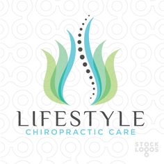 Lifestyle Chiropractic Care logo by NancyCarterDesign