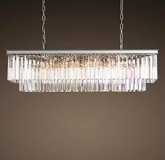 1920s style chandelier