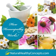 How Homeopathy Works! News flash--it doesn't! It's just water!