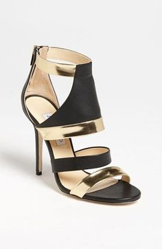 Strappy Summer Shoes: Jimmy Choo Besso Sandal