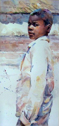 Carole Hillsbery   WATERCOLOR