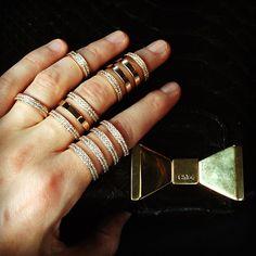 repossi rings #fashion #jewelry