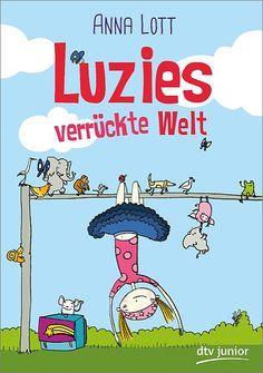 Luzie ist neun und klein, aber sie hat ein großes Herz und den Kopf voller verrückter Ideen. Tiere liebt sie über alles und am allermeisten Herkules, ihr Meerschweinchen. ›Luzies verrückte Welt‹ von Anna Lott und Lucie Göpfert (Illustrationen).