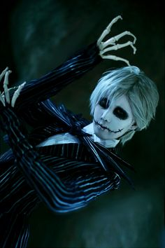 Jack Skellington, The Nightmare Before Christmas Cosplayer Source