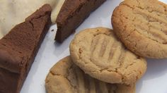 Simple Peanut Cookies by Matt Preston