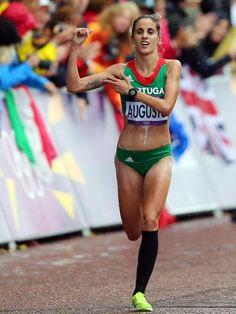 atletismo Long Jump, High Jump, Women Athletes, Female Athletes, Cristiano Ronaldo, Triple Jump, Pole Vault, Fc Porto, Cross Country Running
