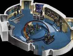 Akira Class bridge Star Trek Rpg, Star Trek Ships, Spaceship Interior, Spaceship Art, Cyberpunk, Star Trek Bridge, Star Trek Online, Alien Ship, Star Trek Images