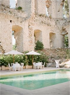 Classic French Chateau Wedding in Provence – Best Europe Destinations