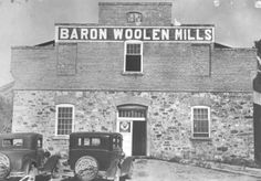You and your team may get lucky enough to find a location where you can test some paranormal theories at.  The Baron Woolen Mill would be that place for my team. Doug, my co-founder, sent me a news article about this old historical building with a rich history and so much to offer.