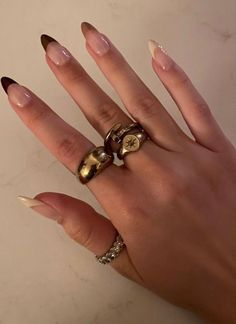 Edgy Nails, Funky Nails, Stylish Nails, Swag Nails, Sophisticated Nails, Elegant Nails, Classy Nails, Simple Acrylic Nails, Best Acrylic Nails